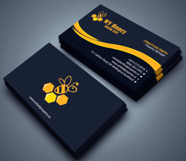 2020's Most Modern Business Card Designs