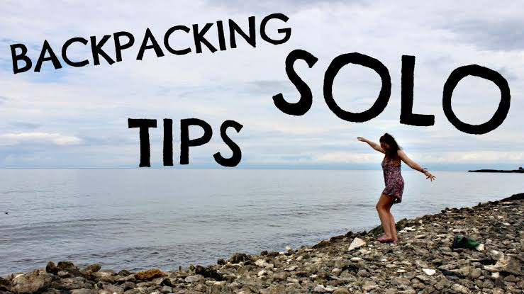 Backpacking Alone,Safety Tips