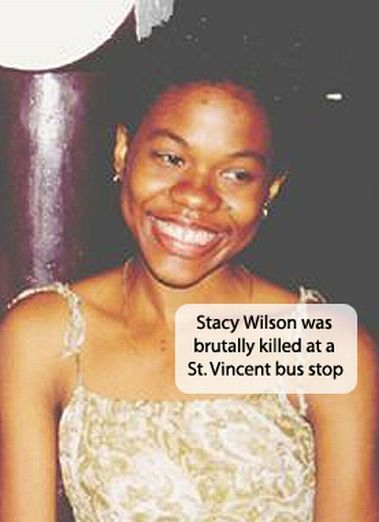 Stacy Wilson Dragged Off a Bus and Decapitated