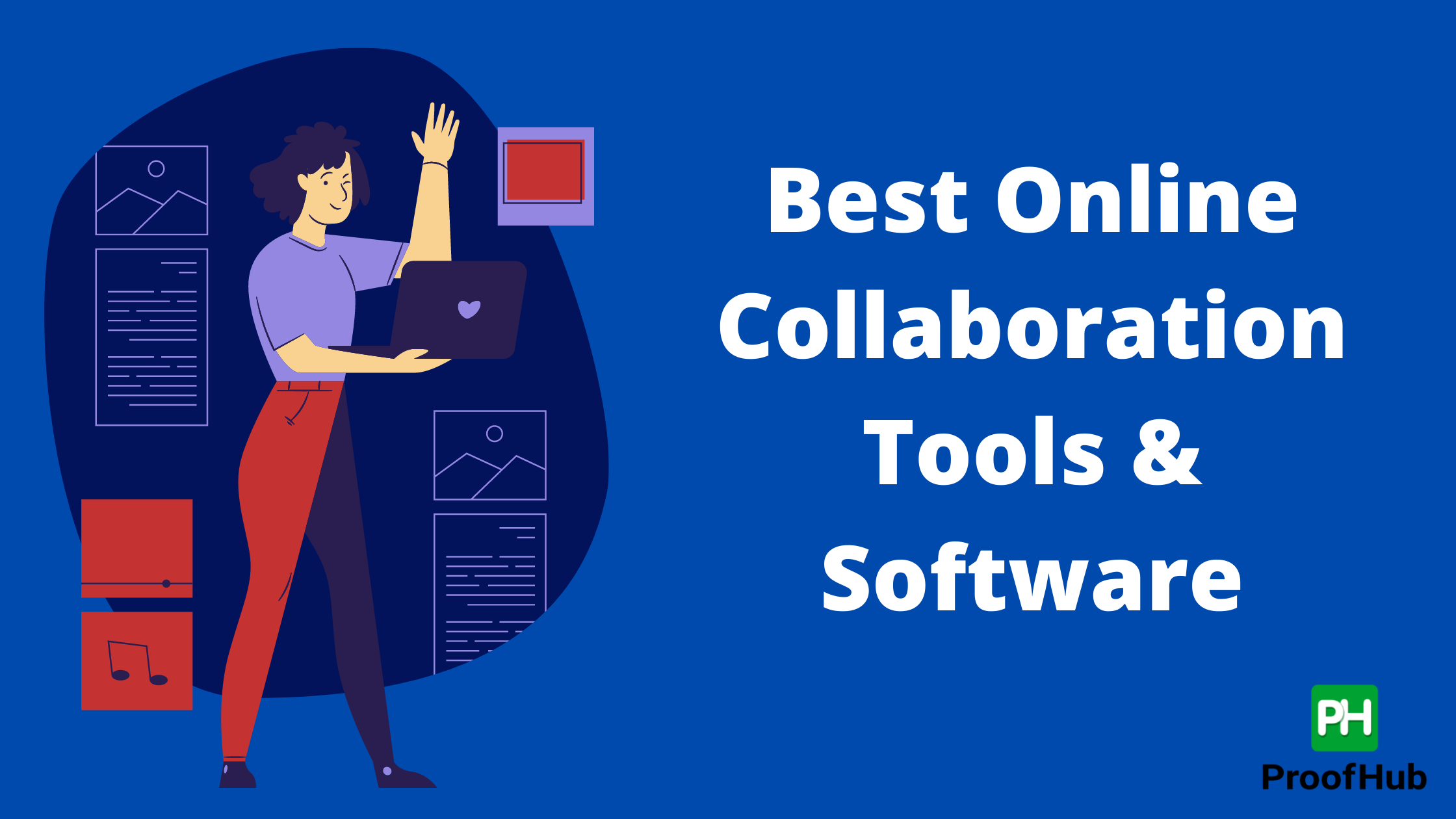 The rise of online collaboration tools to improve business competitiveness