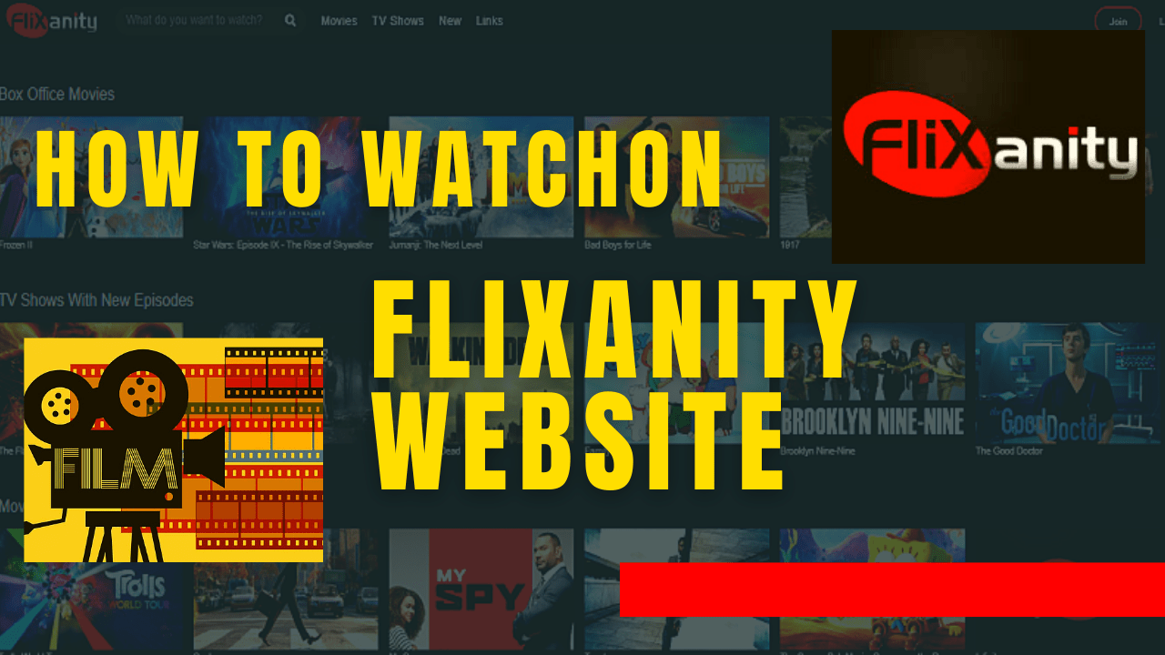 Flixanity Website On All Devices
