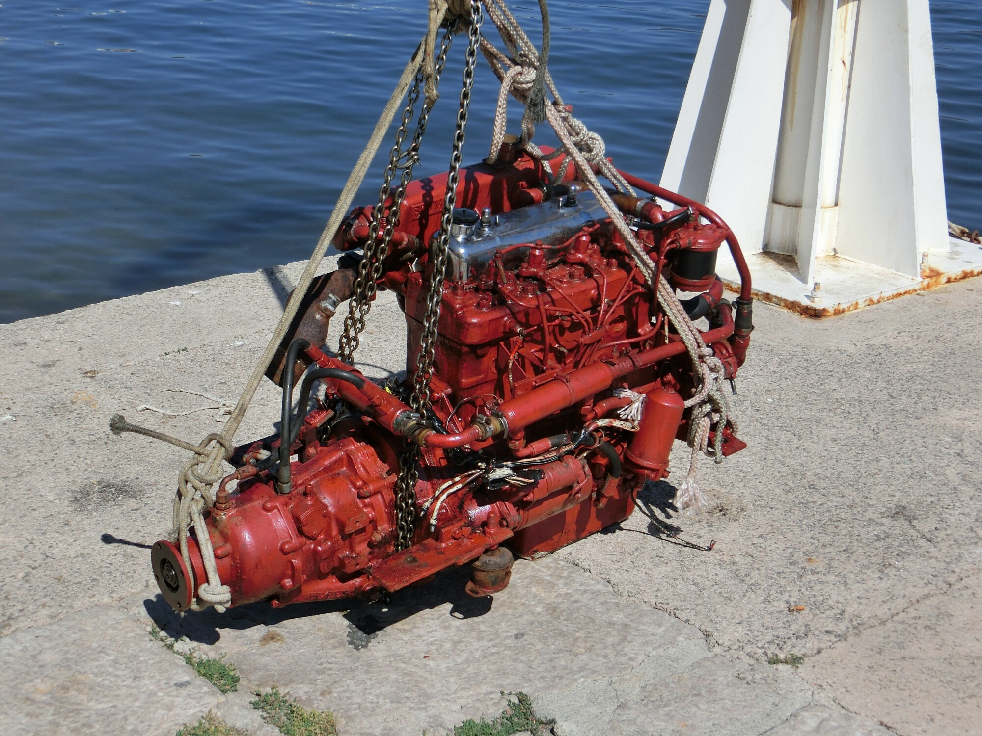 A Boater's Guide to Marine Diesel Engine Maintenance