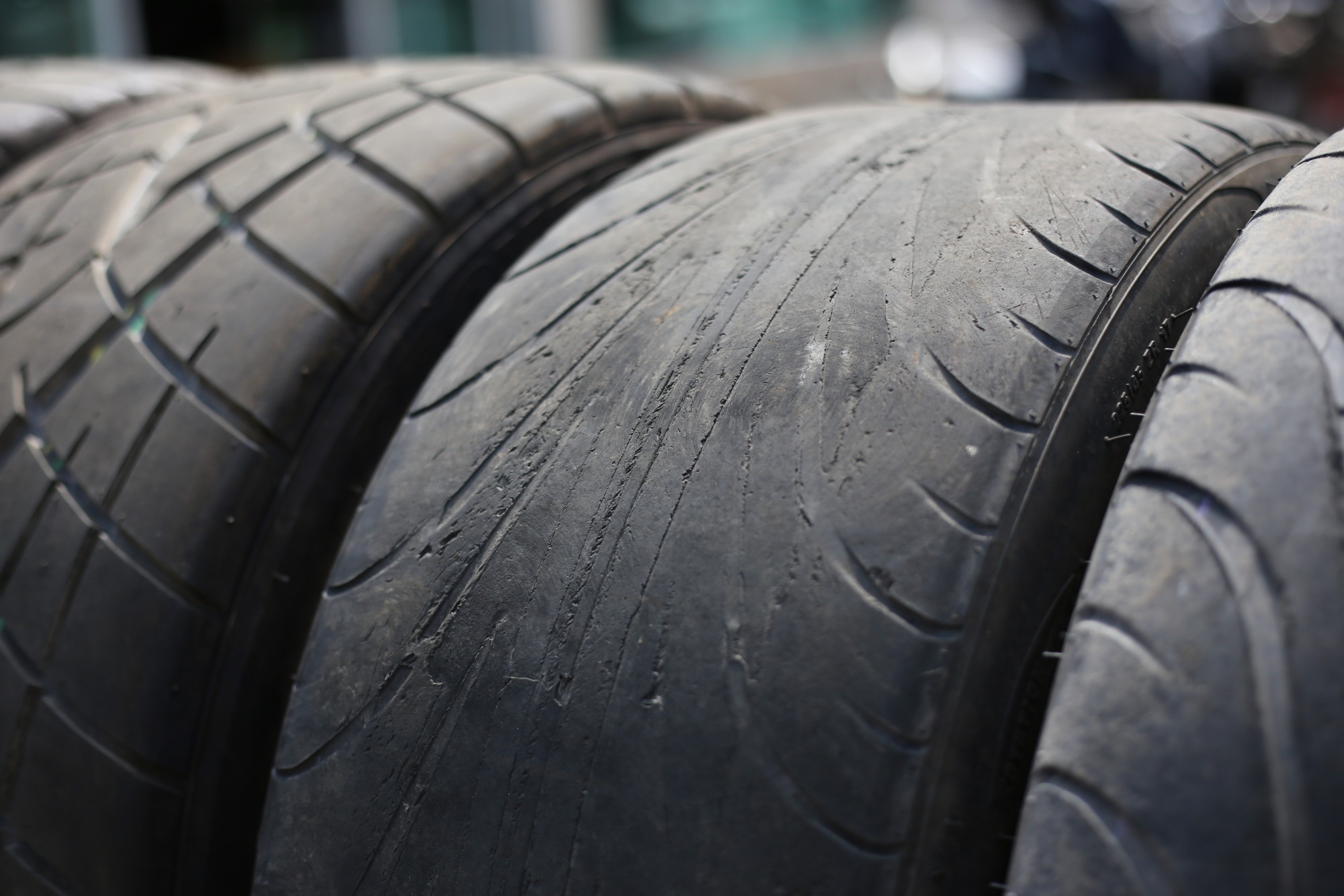 The Dangers of Driving on Bald Tires, Explained