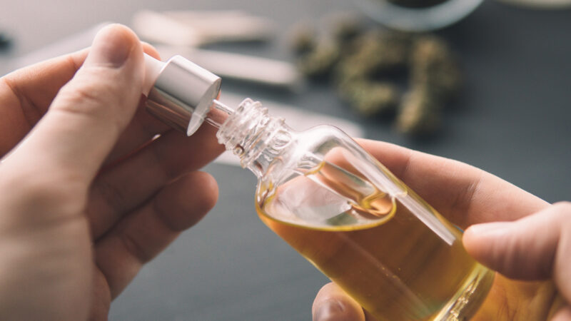 THC-Free CBD Oil and Other Products